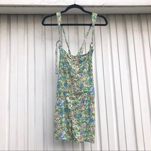 Jen's pirate booty free people floral romper